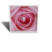 EasyCupBoard 1 meter Roze Bloem